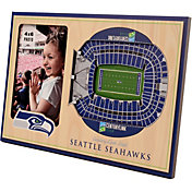 You the Fan Seattle Seahawks 3D Picture Frame