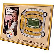 You the Fan Pittsburgh Steelers 3D Picture Frame