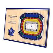 You the Fan Toronto Maple Leafs Stadium Views Desktop 3D Picture