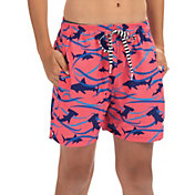 Dolfin Boys' Uglies Shorty Swim Trunks