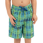 Dolfin Boys' Print Swim Trunks