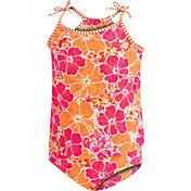 Dolfin Girls' Uglies Hula Girl Tankini Set