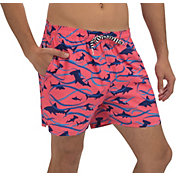 Dolfin Men's Uglies Shorty Swim Trunks