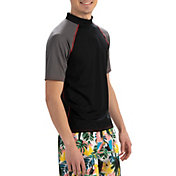 Dolfin Men's Uglies Short Sleeve Rash Guard