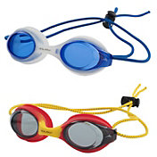 Dolfin Bungee Racer Swim Goggles – 2 Pack