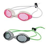 Dolfin Bungee Racer Swim Goggles – 2 Pack