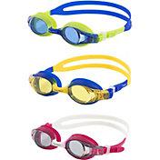 Dolfin Flipper Swim Goggles – 3 Pack