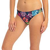 Dolfin Women's Uglies Revibe Print Bikini Bottoms