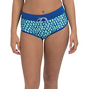 Dolfin Women's Uglies Revibe Print Boyshort Swim Bottoms