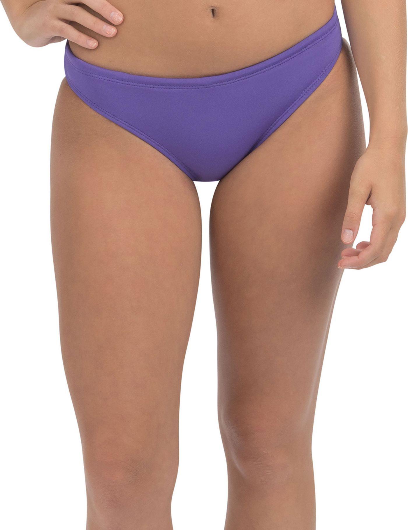 Dolfin Women's Uglies Revibe Solid Bikini Bottoms