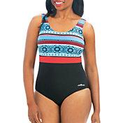 Dolfin Women's Aquashape Moderate Scoop Back Swimsuit