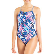 Dolfin Women's Uglies Into The Deep One Piece Swimsuit