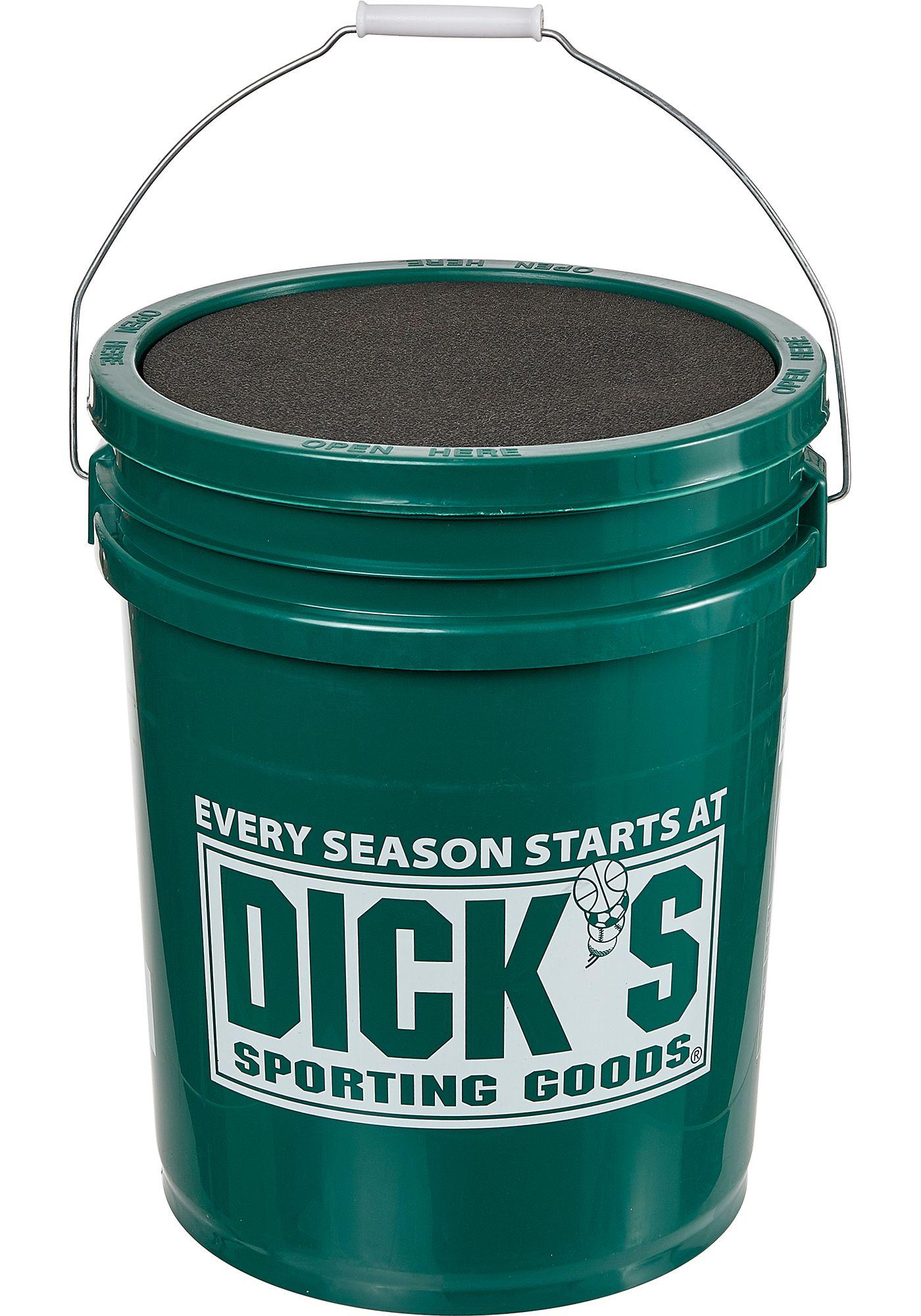 DICK'S Sporting Goods Empty Ball Bucket