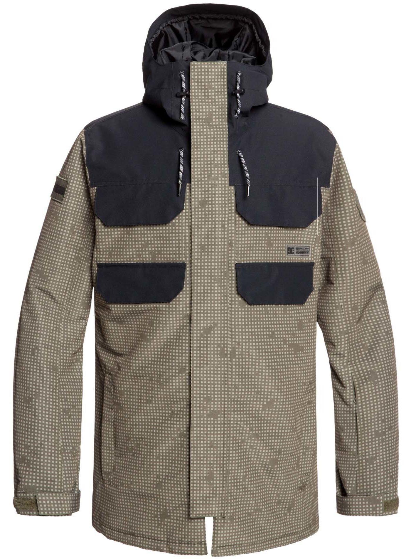DC Shoes Men's Haven Snow Jacket