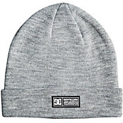 DC Shoes Men's Label Cuffed Beanie