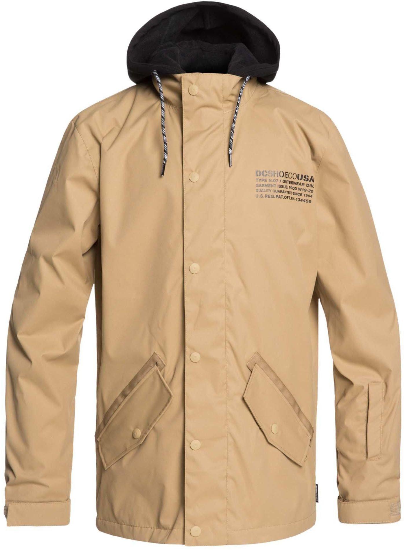 DC Shoes Men's Union Snow Jacket