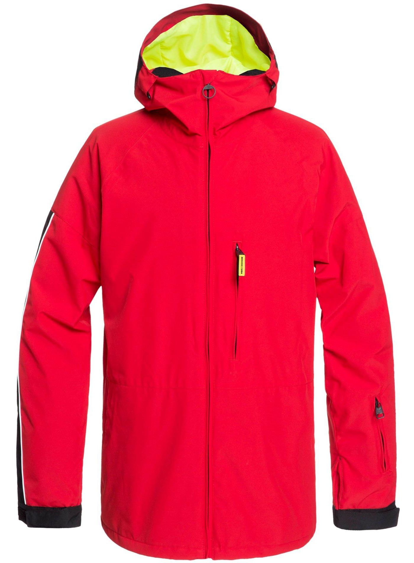 DC Shoes Men's Retrospect Snow Jacket