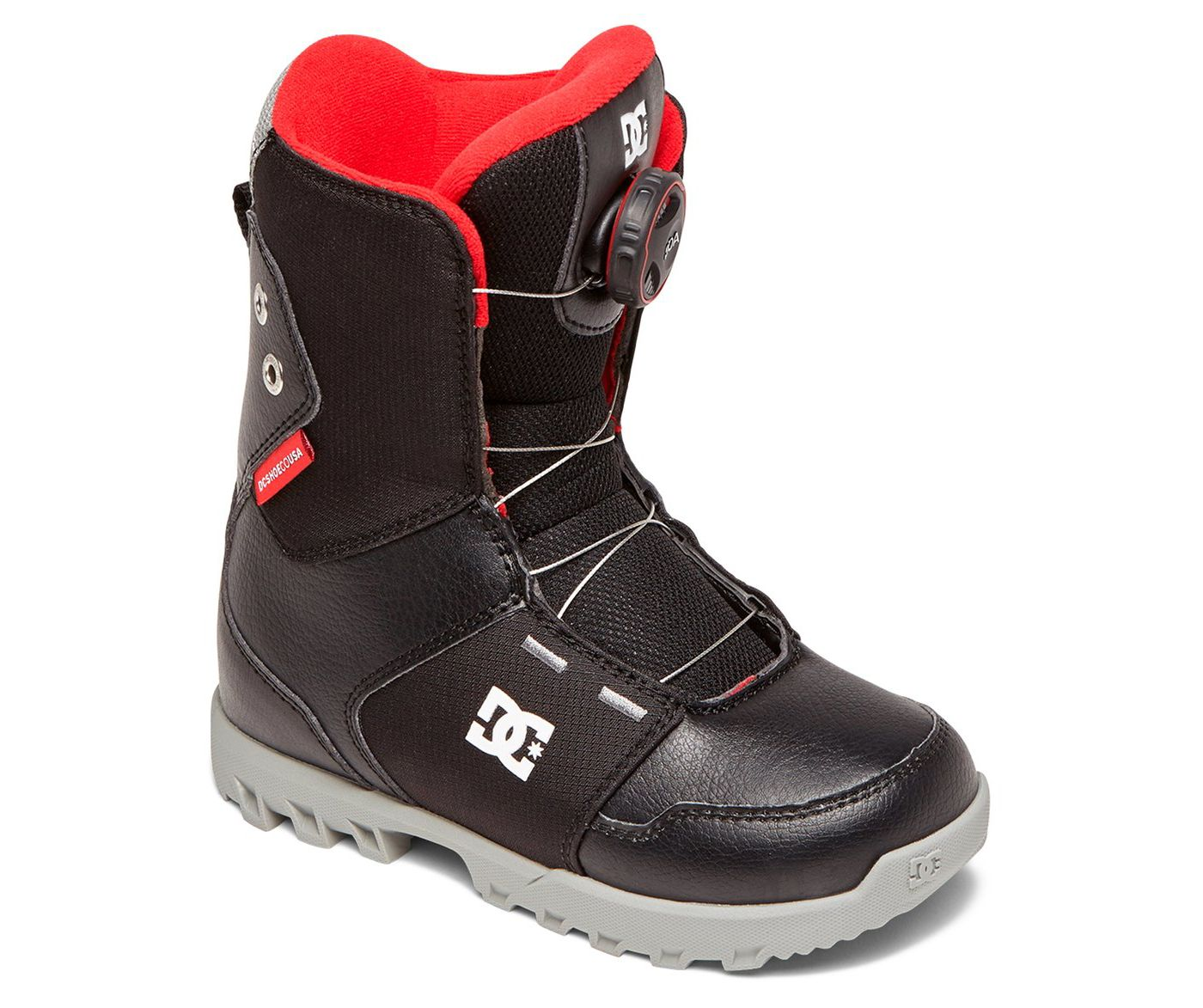 DC Shoes Youth Scout BOA 2019-2020 Snowboard Boots