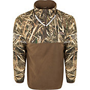Drake Waterfowl Men's ¼ Zip Refuge Eqwader