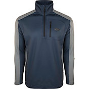 Drake Waterfowl Men's Breathlite 2.0 1/4 Zip Pullover (Regular and Big & Tall)