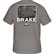 Drake Waterfowl Men's Boat Blind Short Sleeve T-Shirt