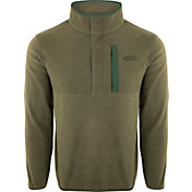 Drake Waterfowl Men's Camp Fleece Pullover 2.0 (Regular and Big & Tall)