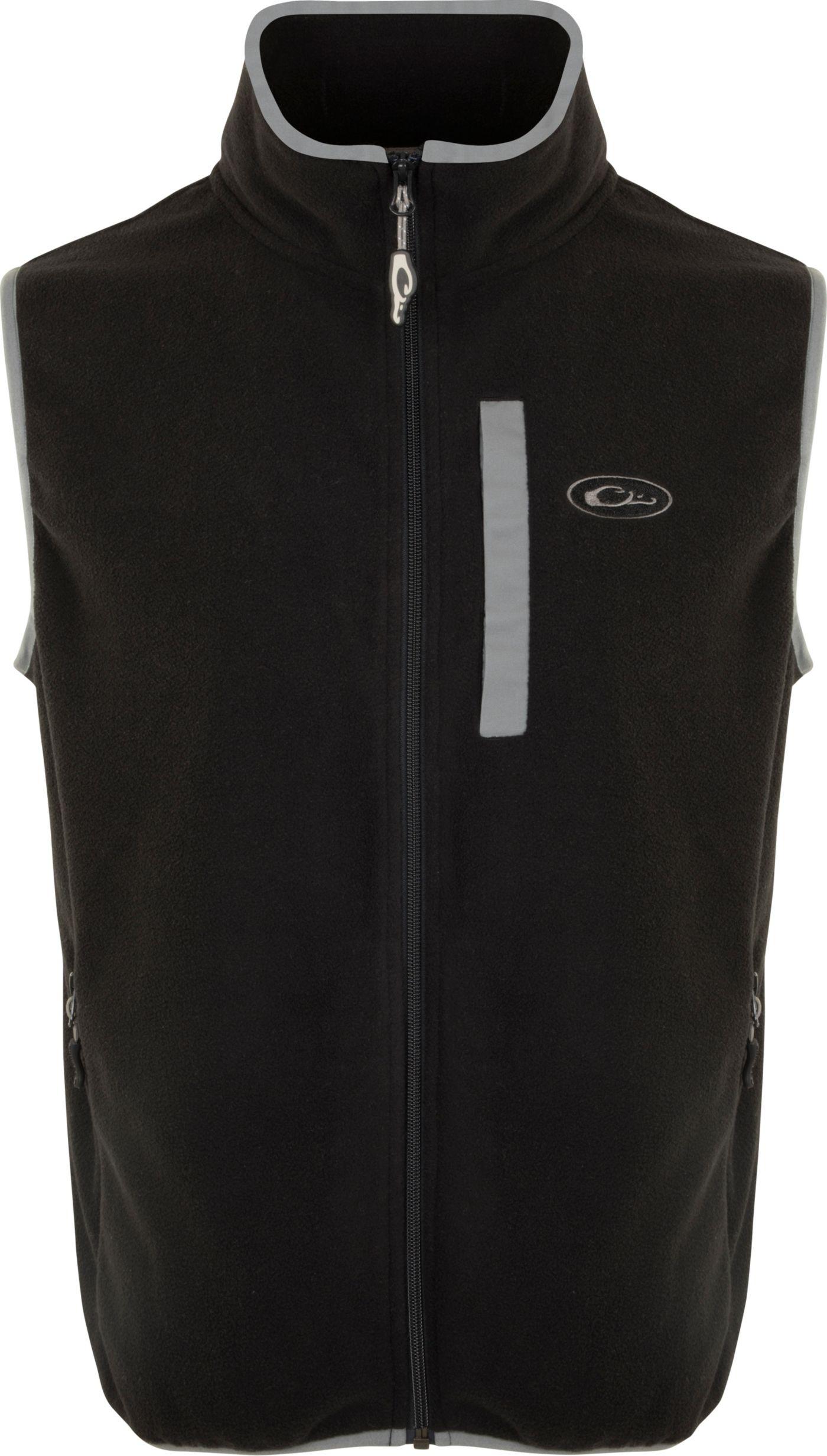 Drake Waterfowl Men's Camp Fleece Vest