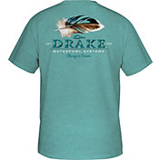 Drake Waterfowl Men's Duck Feather Short Sleeve T-Shirt
