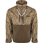 Drake Waterfowl Men's Flex Quarter Zip Eqwader Shell Weight Wading Jacket