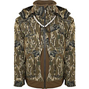 Drake Waterfowl Men's Guardian Flex Full Zip Fleece Lined Hunting Jacket