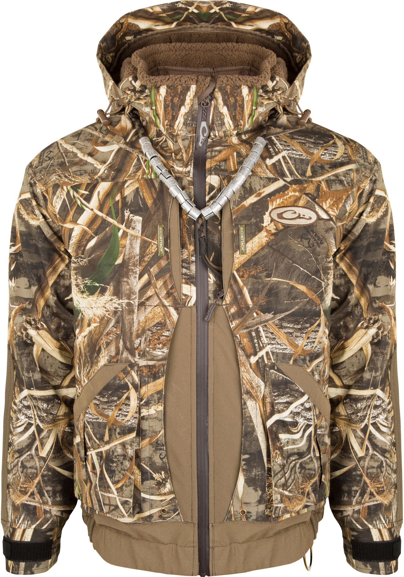 Drake Waterfowl Men's Guardian Elite Boat & Blind Insulated Hunting Jacket