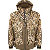 Drake Waterfowl Men's Guardian Elite Layout Blind Hunting Jacket