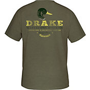 Drake Waterfowl Men's Greenhead Short Sleeve T-Shirt