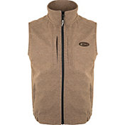 Drake Waterfowl Men's Heather Windproof Layering Vest
