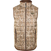 Drake Waterfowl Men's Camo Double Down Layering Hunting Vest