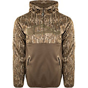 Drake Waterfowl Men's Endurance Quarter Zip Hunting Hoodie