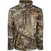 Drake Waterfowl Men's Non-Typical Silencer 1/4 Zip Jacket Full Camo with Agion Active XL