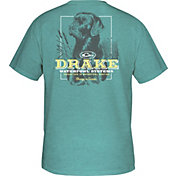 Drake Waterfowl Men's Stoic Lab Short Sleeve T-Shirt
