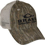 Drake Waterfowl Mesh-Back Camo Cap