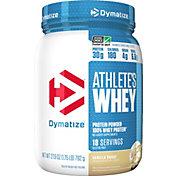 Dymatize Athlete's Whey Protein Vanilla Shake 18 Servings
