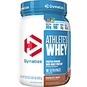 Dymatize Athlete's Whey Protein Chocolate Shake 18 Servings