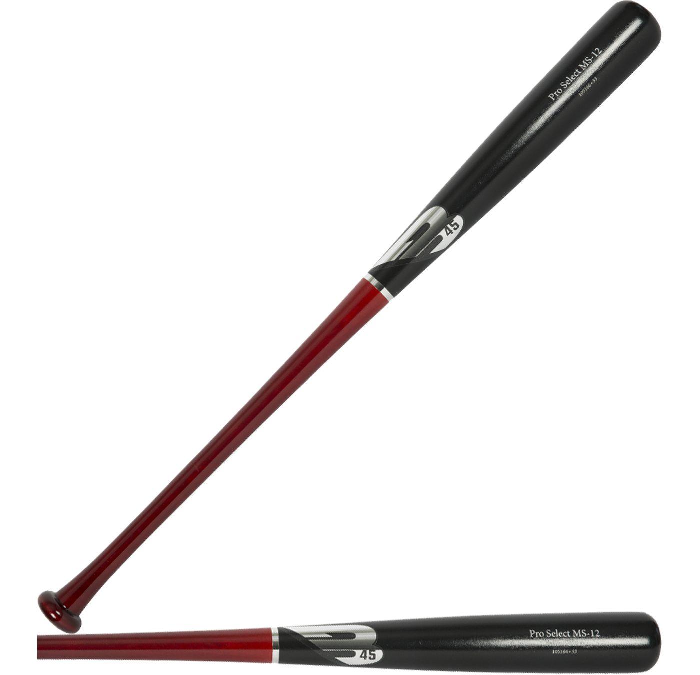 B45 MS12 Pro Select Birch Bat