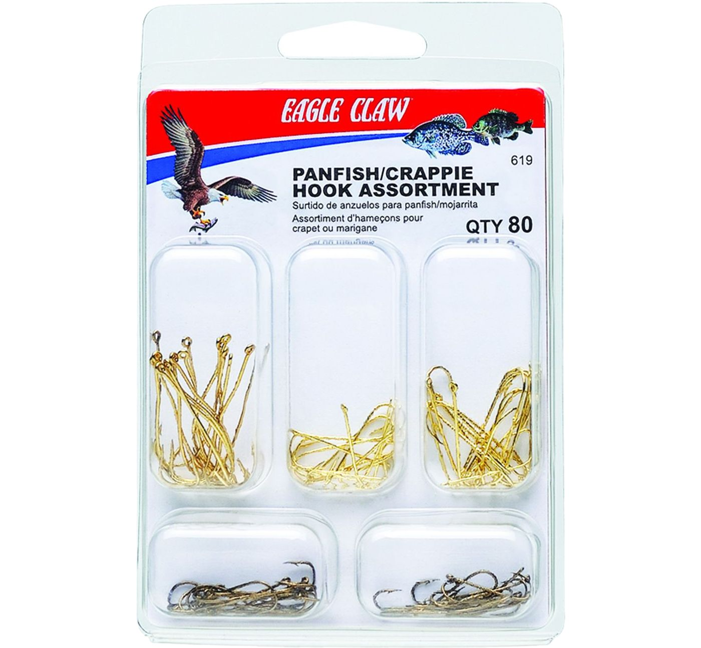 Eagle Claw Panfish/ Crappie Kit