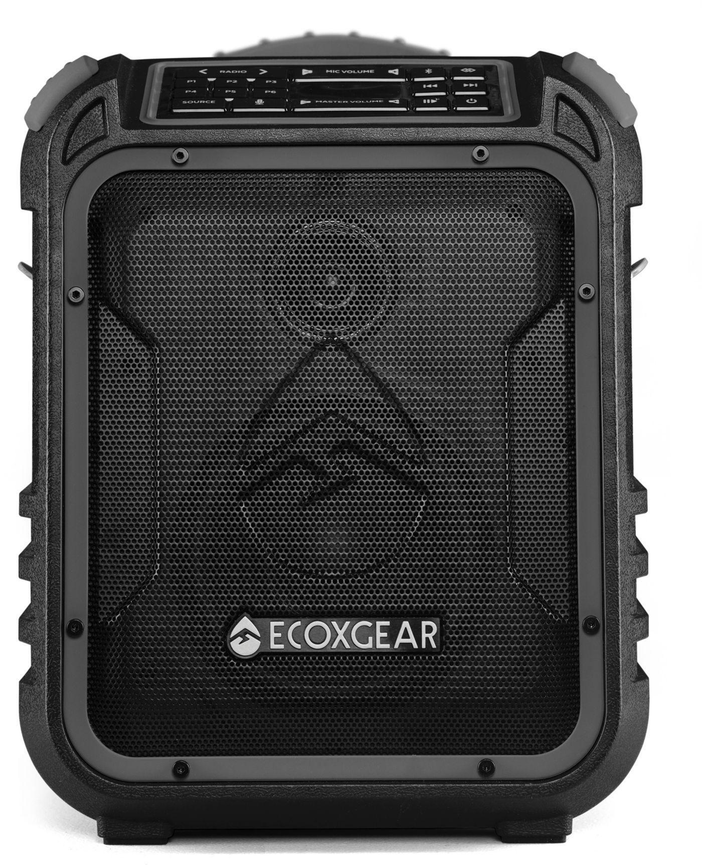 ECOXGEAR EcoXplorer Portable Speaker