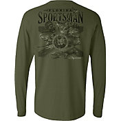 Flogrown Men's Florida Sportsman Long Sleeve T-Shirt