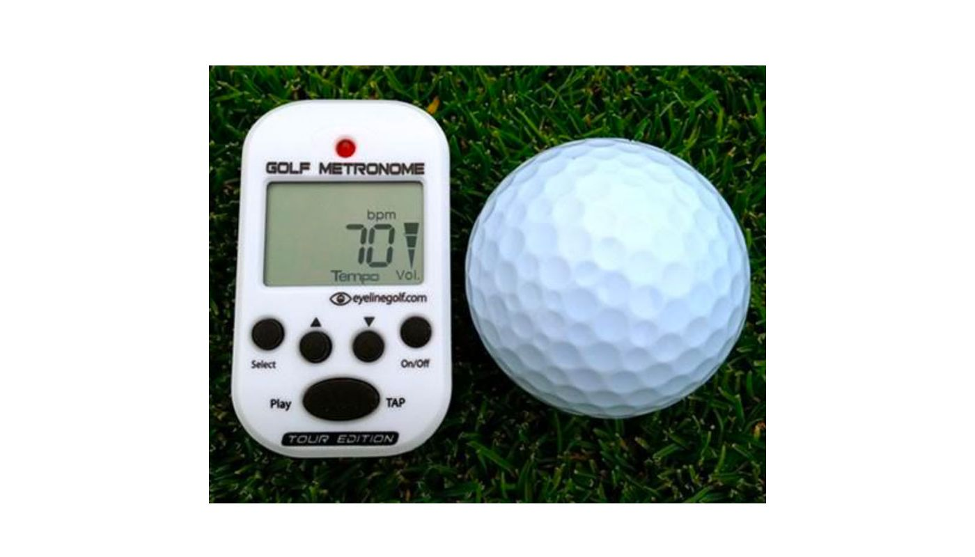 EyeLine Golf Metronome - Tour Edition