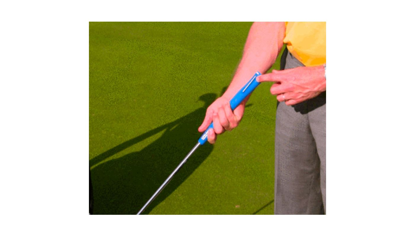 EyeLine Golf Lifeline Training Putter Grip
