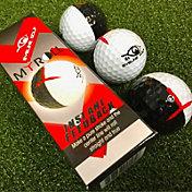 Eyeline Golf MyRoll 2-Color Golf Ball