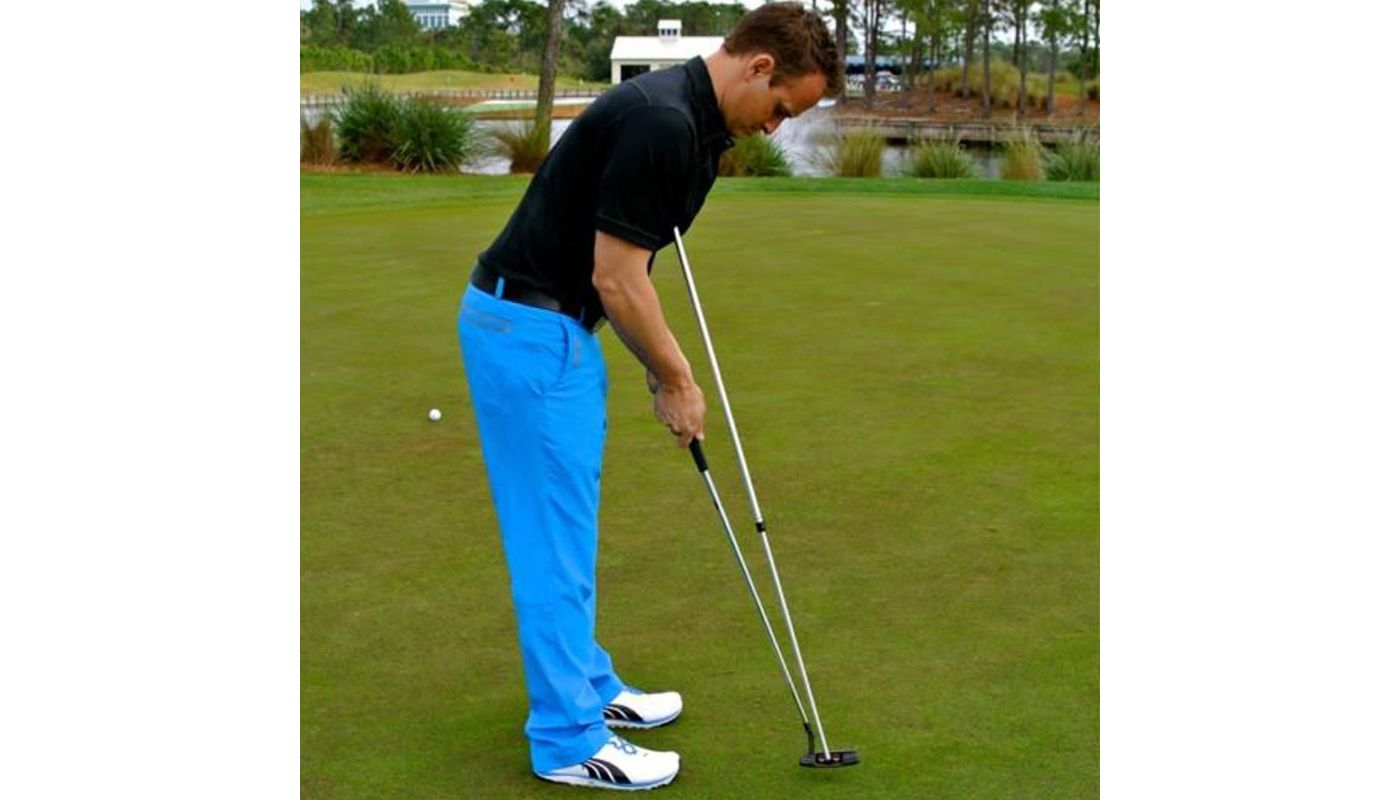 EyeLine Golf Pendulum Putting Rod