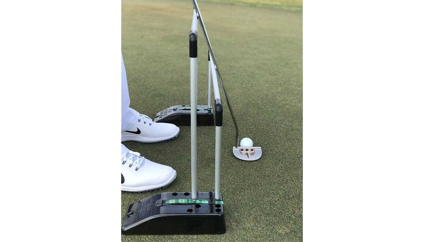 EyeLine Golf Pro Slider Putting System